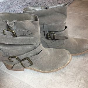 Aldo above the ankle booties